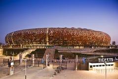 стадион футбола fnb города национальный Стоковое Изображение RF