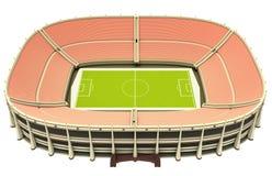 Стадион иллюстрация вектора
