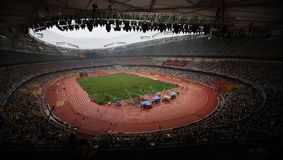стадион Стоковые Изображения