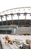 стадион kiev конструкции Стоковые Изображения RF