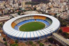 стадион maracana Стоковая Фотография