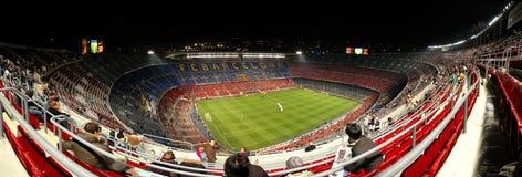 стадион nou лагеря Стоковое Изображение