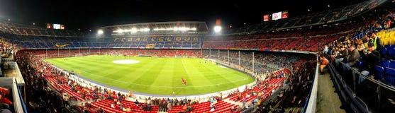 стадион nou лагеря Стоковое фото RF
