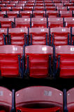 стадион seating Стоковые Фотографии RF