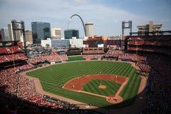 стадион st louis cardinals busch Стоковое Изображение