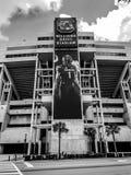 Стадион Williams Brice, Колумбия, Южная Каролина стоковое изображение