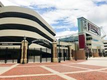 Стадион Williams Brice, Колумбия, Южная Каролина стоковые фотографии rf