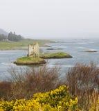 Сталкер замока Стоковая Фотография RF