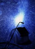 стальная заварка Стоковое фото RF