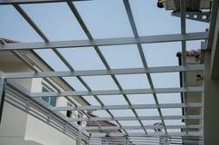 Стальная рамка крыши Стоковая Фотография RF
