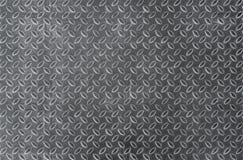 Стальная ромбовидная текстура стоковое изображение rf