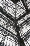 стальная структура Стоковое Фото