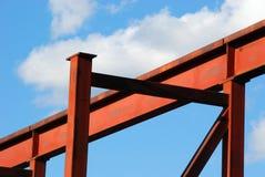 стальная структура Стоковое Изображение RF