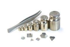 стальные весы щипчиков Стоковая Фотография RF