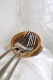 Стальные вилки Стоковое Изображение RF
