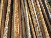 Стальные штанги 2 Стоковое фото RF