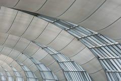 Сталь дизайна здания структуры Стоковые Изображения RF