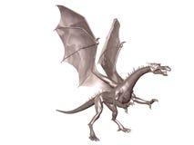 сталь дракона Стоковое Изображение RF