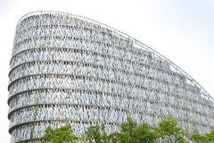 сталь здания Стоковое Фото