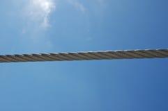 сталь кабеля Стоковые Фотографии RF