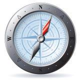 сталь компаса Стоковая Фотография