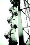 сталь лестницы Стоковая Фотография RF