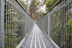 сталь моста Стоковые Фотографии RF