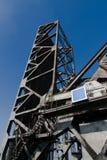 сталь моста Стоковое Изображение RF
