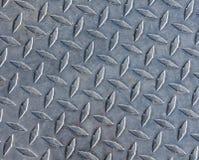 сталь плиты диаманта Стоковое Фото
