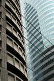 сталь подъема manila architec стеклянная высокая Стоковые Фотографии RF