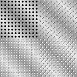 сталь предпосылки безшовная Стоковые Фотографии RF