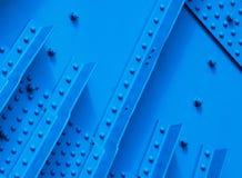 сталь раздела моста Стоковые Фотографии RF
