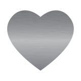 сталь сердца Стоковое фото RF