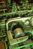 сталь стана Стоковое фото RF