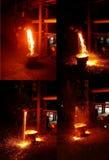 сталь стана Стоковая Фотография