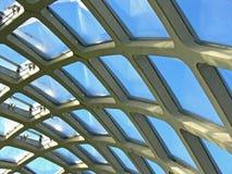 сталь стекла детали Стоковые Фото