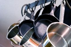 сталь утюга Стоковая Фотография RF