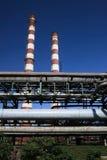 сталь утюга plant8 Стоковая Фотография