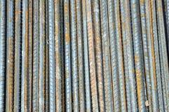 сталь штанг Стоковое фото RF