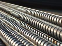 сталь 2 штанг Стоковое Изображение RF