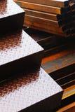 сталь Стоковое фото RF