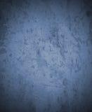 сталь grunge предпосылки голубая Стоковые Изображения
