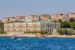 Стамбул, Турция, 8-ое октября 2011: Гостиница Kempinski дворца Cirigan стоковое фото rf