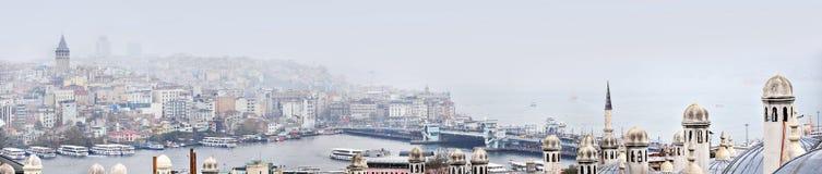 Стамбул, Турция - 23-ье ноября 2014: Ландшафт Стамбула Россия, Khanty-Mansiysk Стоковая Фотография