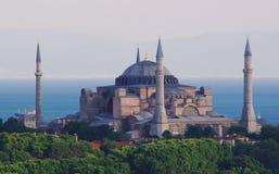 Стамбул, Hagia Sophia Стоковые Изображения RF