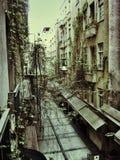 Стамбул Istiklal апрель 2014 Стоковые Фотографии RF