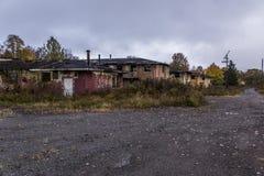Станция военновоздушной силы Brookfield - Brookfield, Огайо Стоковые Изображения
