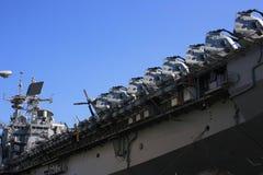 станция воздуха военноморская Стоковое Фото