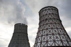 станция жары Стоковое Фото