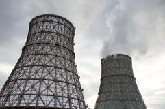 станция жары Стоковые Фотографии RF